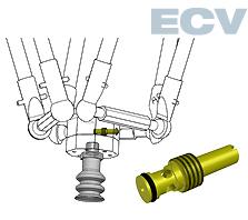 Eiettori a cartuccia ECV COVAL