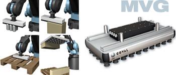 Sistemi di presa modulari su misura, serie MVG